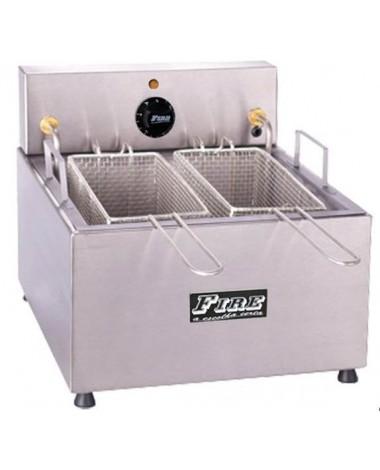 Fritadeira Elétrica de Mesa 02 cestos 220V Fire - FE / 2C