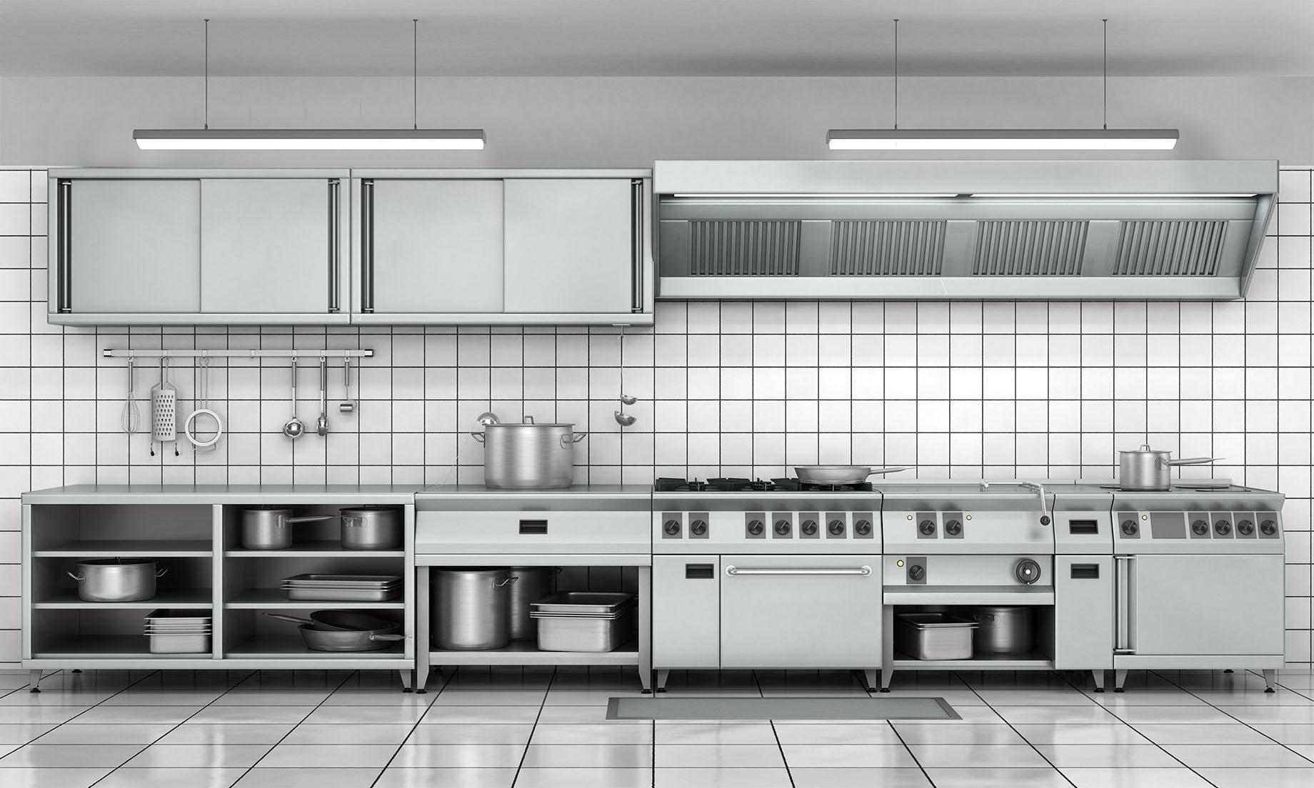 Not Cias Como Montar Uma Cozinha Industrial